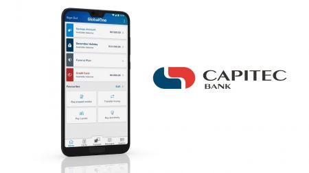 Setor Dana di Binomo melalui Transfer Bank Afrika Selatan (Capitec, FNB)