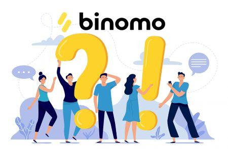 Pertanyaan yang Sering Diajukan tentang Verifikasi di Binomo