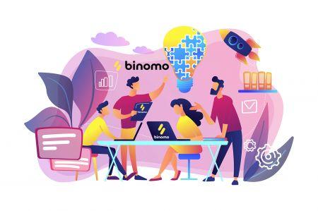 Cara bergabung dengan Program Afiliasi dan menjadi Mitra di Binomo