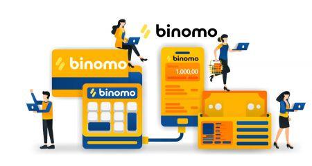 Cara Menarik dan Melakukan Deposit Dana di Binomo