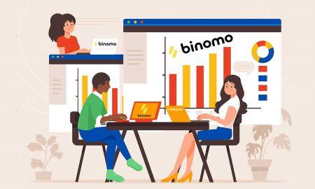 Cara Berdagang di Binomo untuk Pemula
